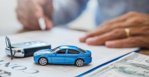 Autoverzekering vergelijken